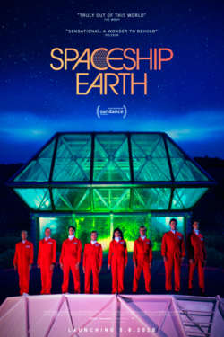 Affiche - Spaceship Earth