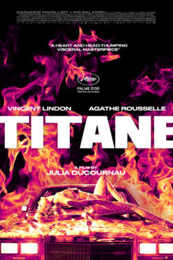 Affiche - TITANE