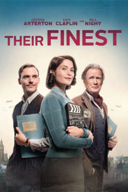 Poster - Their Finest