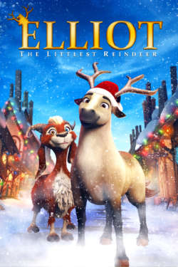 Poster - Elliot: The Littlest Reindeer