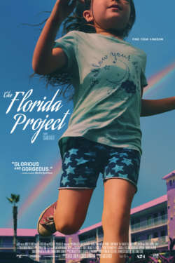 Poster - The Florida Project