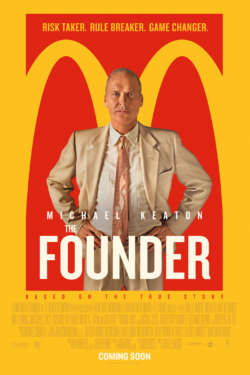 Poster - The founder