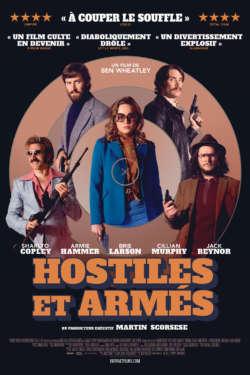Affiche - Hostiles et armés