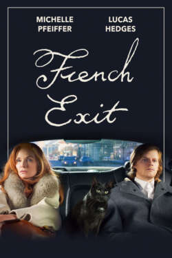 Poster - French Exit