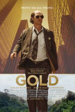 Poster - Gold