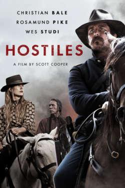Poster - Hostiles