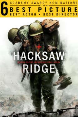 Poster - Hacksaw Ridge