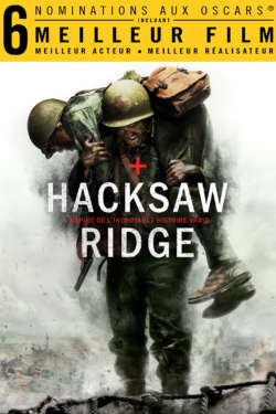Affiche - Hacksaw Ridge
