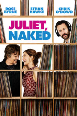 Poster - Juliet, Naked