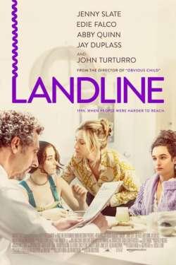 Poster - Landline