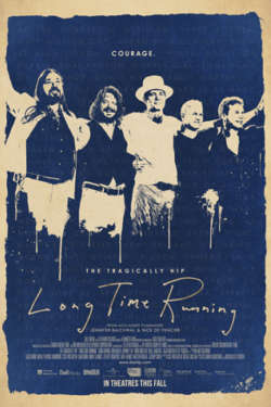 Affiche - Long Time Running