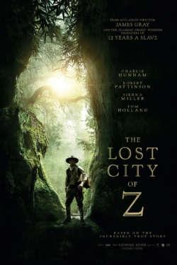 Affiche - La cité perdue de Z