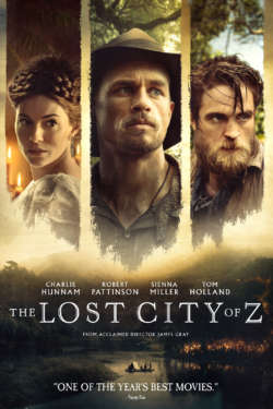 Poster - The lost city of Z