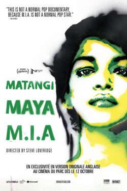 Affiche - Matangi Maya M.I.A.