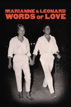 Poster - Marianne & Leonard : Words of Love