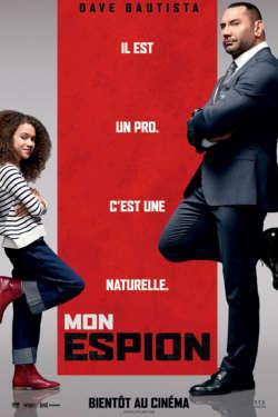 Affiche - Mon Espion