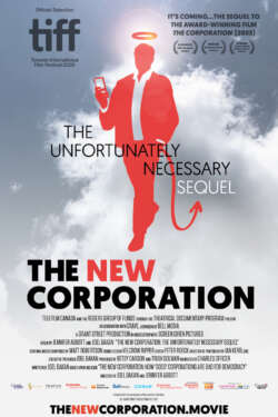 Affiche - The New Corporation