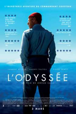 Poster - The Odyssey