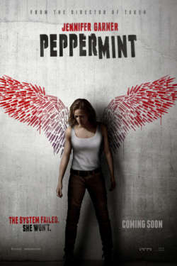 Poster - Peppermint