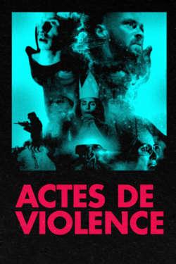 Affiche - Actes de violence