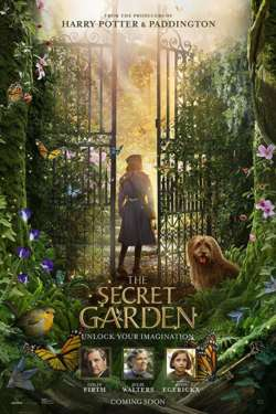 Affiche - Le jardin secret