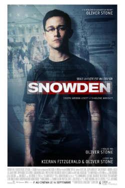 Affiche - Snowden