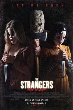 Poster - The Strangers