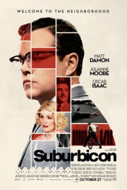 Poster - Suburbicon