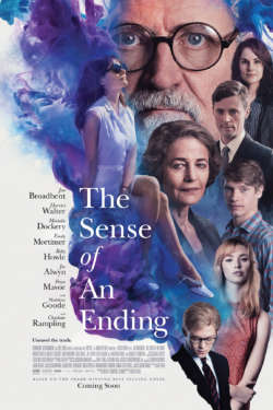 Poster - The sense of an ending