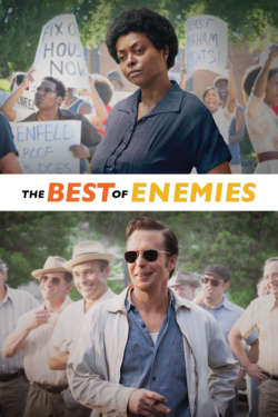 Poster - The Best of Enemies