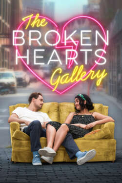 Poster - The Broken Hearts Gallery