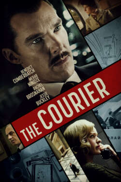 Poster - THE COURIER