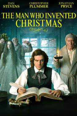 Poster - The Man Who Invented Christmas