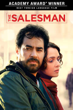 Poster - The Salesman