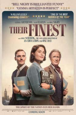 Affiche - Their Finest