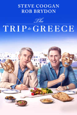 Affiche - The Trip to Greece