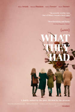 Poster - What they had
