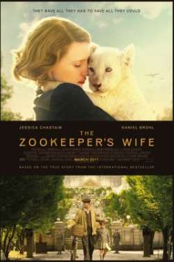 Poster - The zookeeper's wife